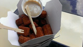 Tofu Nuggets from Spoon's Vegetarian Butcher