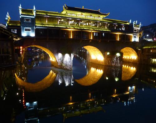 Hunan13-Fenghuang-ville-nuit (1)