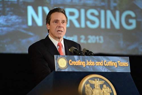 Governor Cuomo Signs 2013-14 New York State Budget in Buffalo