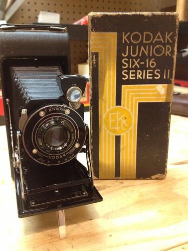 Kodak Junior Six-16 Series II