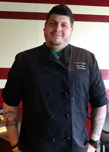 Chef Frank Rizzo of The Italian Pantry