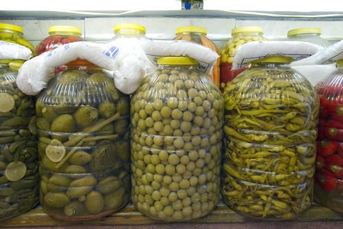 So many pickles