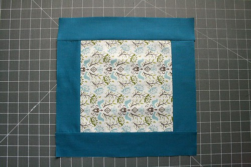 Friday's Quilt {tutorial}