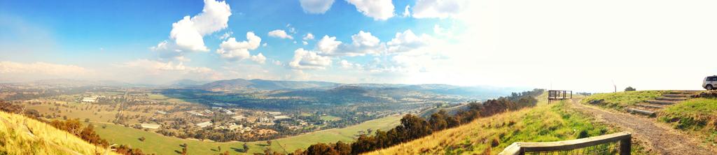 huon view