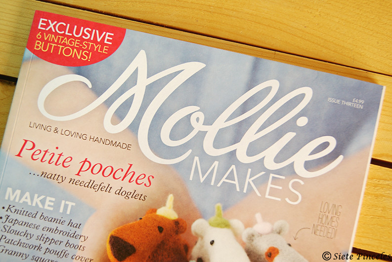 Mollie Makes Revista manualidades 1