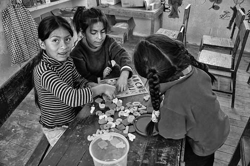 School Time, Peru