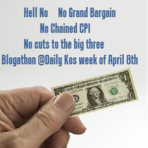 Hell No! No Grand Bargain Blogathon