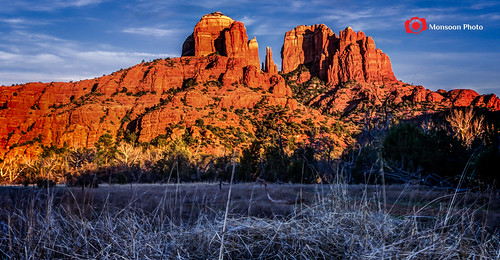 sunset arizona orange usa southwest phoenix canon dusk sedona hdr cathedralrock redrockcrossing canon60d cmonsoonphoto