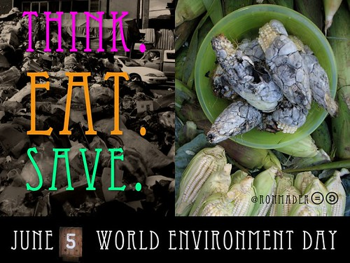 Think. Eat. Save. World Environment Day 2014