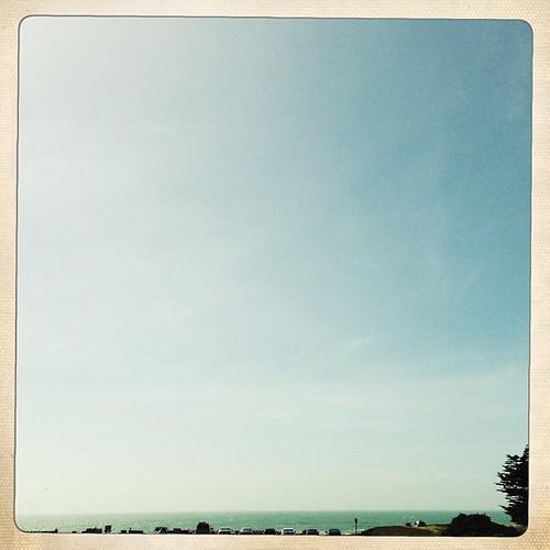 The big blue.