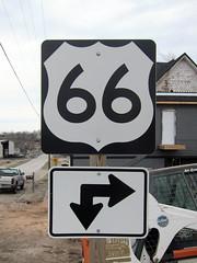 US 66 Shield