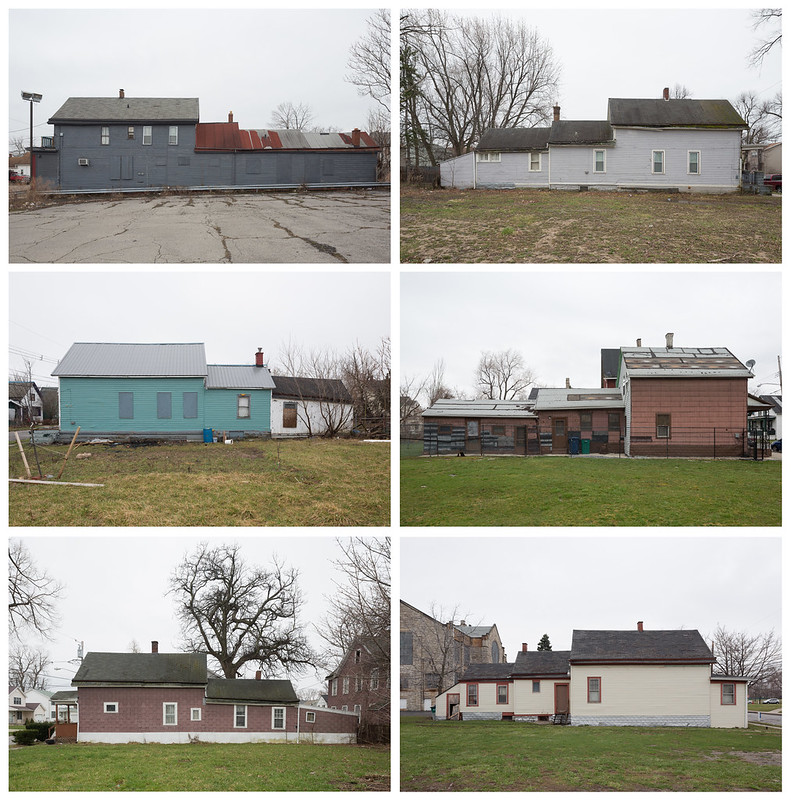 Buffalo, New York Telescope Houses, 2
