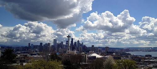 panorama landscape cityscape view
