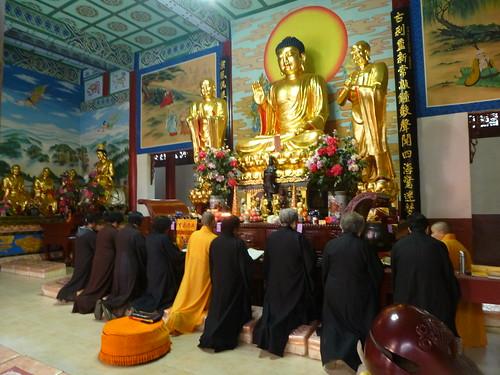 Guizhou13-Zunyi Temple Xiangshan (2)