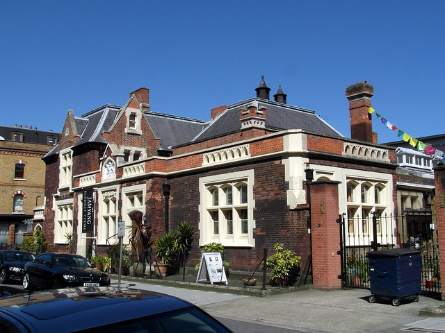 Former Magistrates Court
