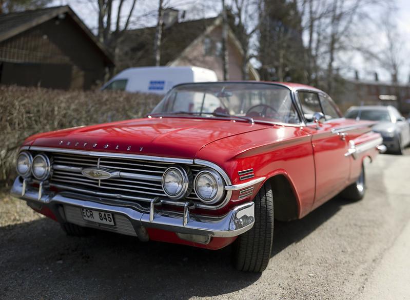 Red Impala