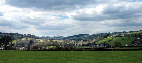 Clyro landscape
