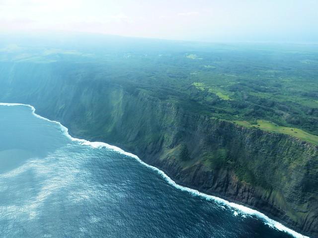 Molokai Coastline by Flickr CC James Brennan