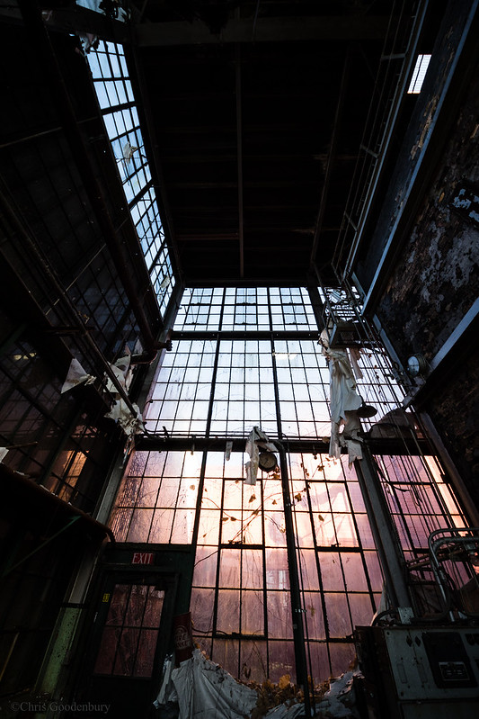The Sunset Passage   Cannery Ironworks