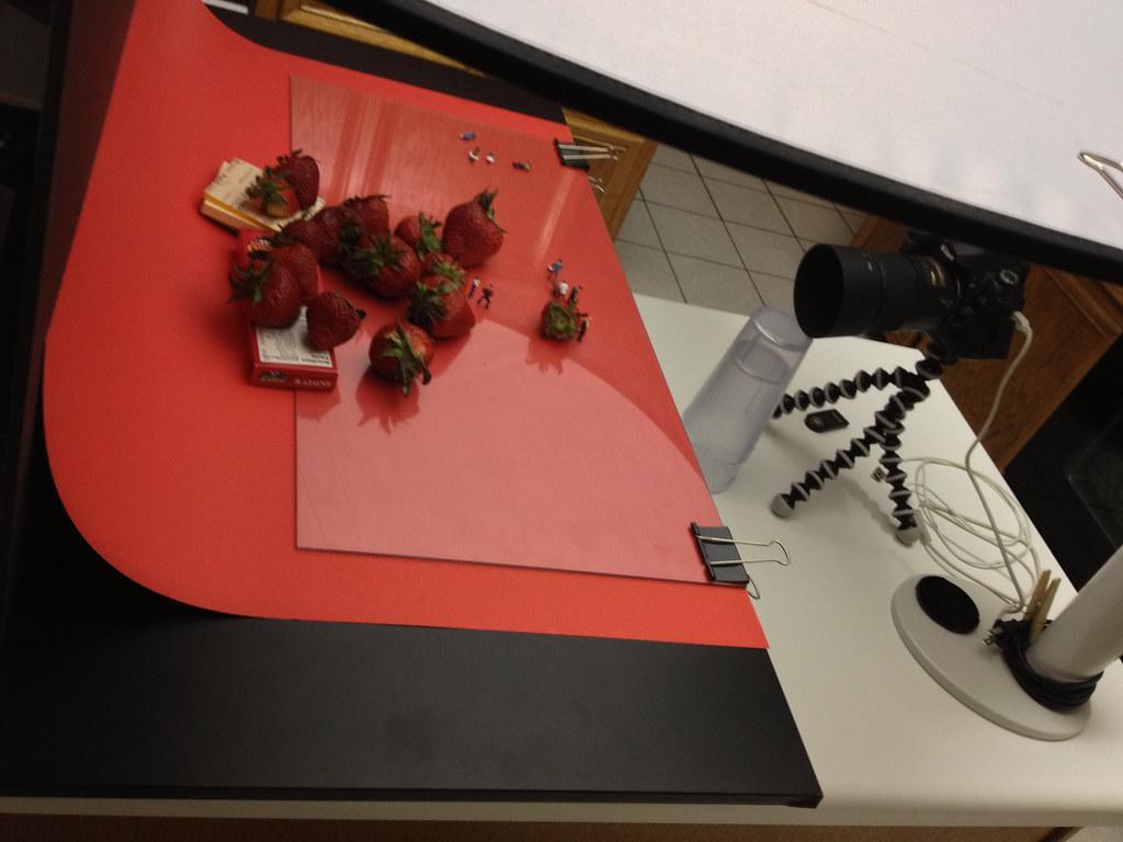 Berry Hard Work Setup (11/11)