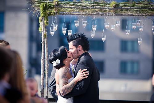 Megan & Jeff / Eco Trust Wedding