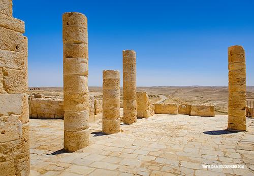 Israel - Negev Desert - Avdat 05