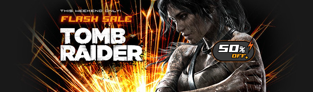 Tomb Raider Flash Sale