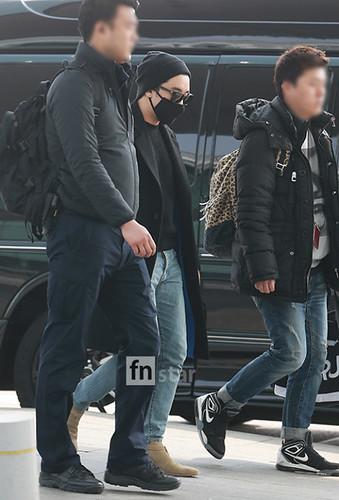 Big Bang - Incheon Airport - 21mar2015 - Seung Ri - FN Star - 01