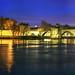 Avignon Dusk Panorama by hapulcu