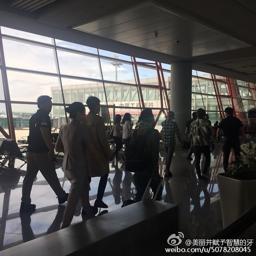 Big Bang - Beijing Airport - 07jun2015 - 美丽并赋予智慧的牙 - 06