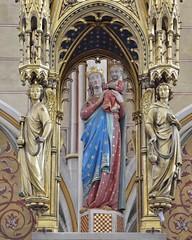 Cathédrale Saint-Gervais-Saint-Protais de Soissons (Aisne)