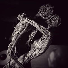#together #wire #sculpture #wiresculpture #wireweaving #wireweave #wirewrapping #wirewrap #metalart #art #artwork #elleraok #artist #copper #steel