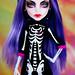 Custom Skeleton/Spectra - Clematis by Retrograde Works