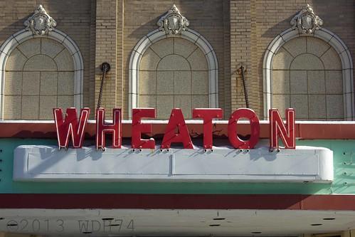 Wheaton Grand Theater by William 74
