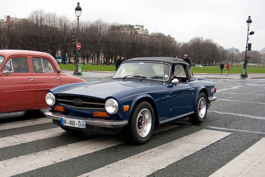 1969–76 Triumph TR6