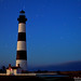 Under the Starry Sky - Bodie Island Lighthouse by Rick Anderson Photography