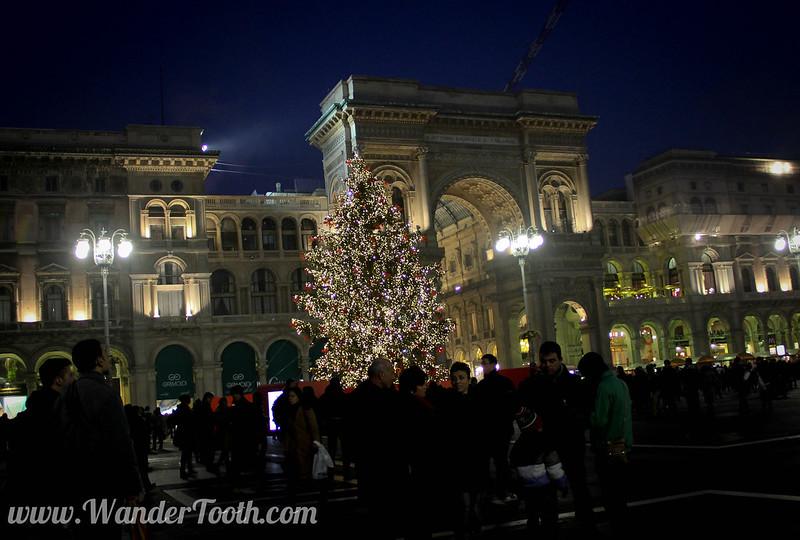 Milan Christmas Market