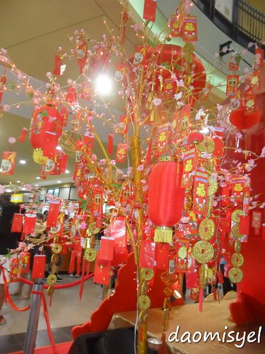 SM City Lucena Chinese New Year event 2013