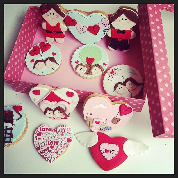 #sevgiliyekurabiye #sevgililergunu #heartcookie #cookie #valentine #pastaperisiserap