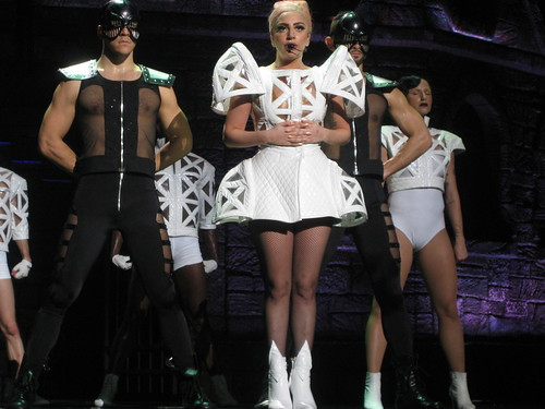 Lady Gaga Born This Way Ball -- Dallas, TX
