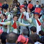 Comparsa el obrero del Carnaval de Cádiz 2013