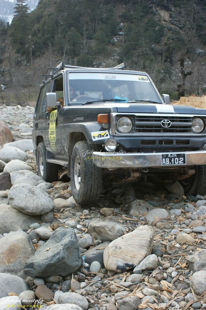 Muzaffarabad Jeep Club Neelum Snow Cross - 8469410094 27dcd79868 b