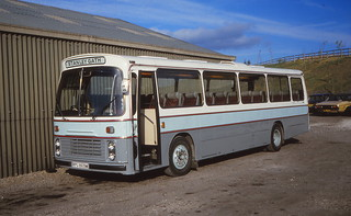 Former Eastern Counties buses around the UK (c) David Bell