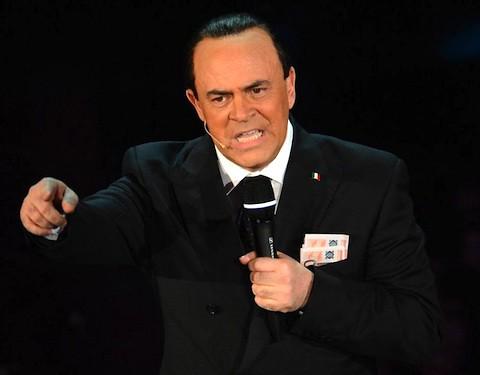 Festival di Sanremo 2013, per Crozza non è il paese delle meraviglie$