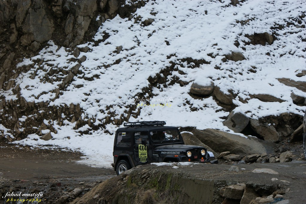 Muzaffarabad Jeep Club Neelum Snow Cross - 8470833123 26d9dab2b4 b