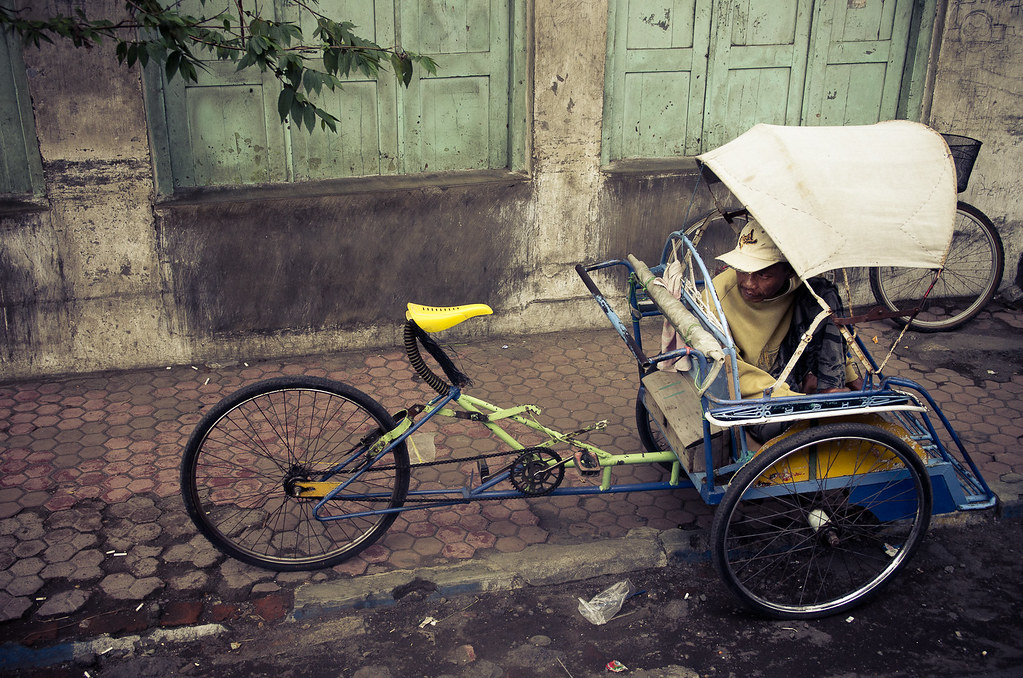 印尼爪哇之旅