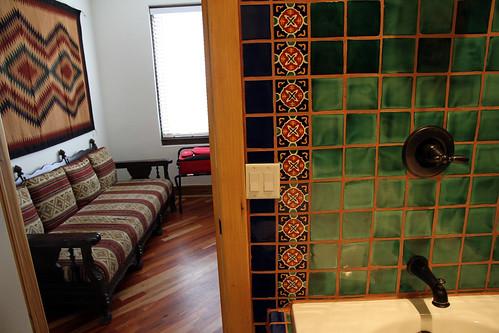 La Posada - Room 241 (Emilio Estevez) - Faucets and Sitting Area
