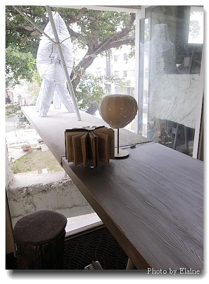 樹廳的樹桌