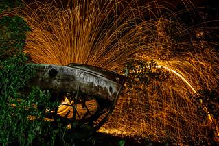 Wreck Sparks