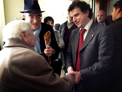 Il cuore è nelle radici: Fausto Casini e Garibaldo Benifei
